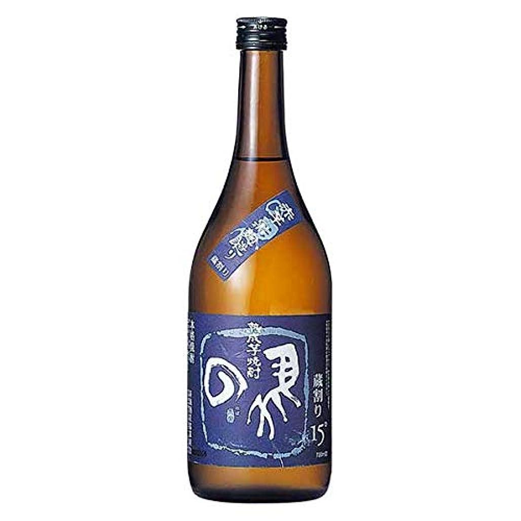 フォージイソギンチャク十分です寿海 の馬 芋焼酎 15度 720ml [瓶] [岡永/寿海酒造/宮崎県]※送料無料