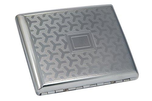 MACEMARO TRADING ZIGARETTENETUI AUS Metall (Variante 2)