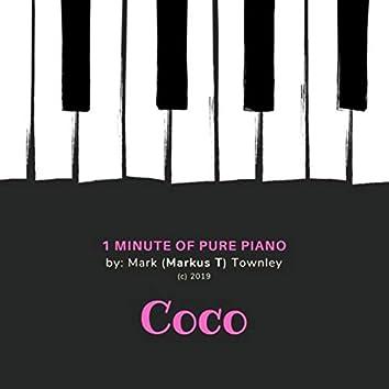 Coco (1 minute of Pure Piano)