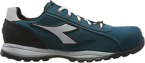Diadora Glove Tech - Calzado de protección para Hombre, Color Turquesa, Talla größe:47 (UK 12)