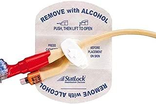 adhesive catheter holders