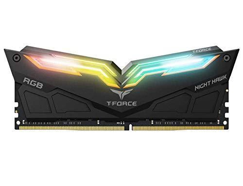 TeamGroup TF1D416G3200HC16CDC01 DDR4 16GB Arbeitsspeicher, weiß