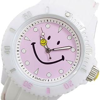 スマイリー SMILEY 腕時計 レディース/キッズ WC-HBSIL-WPPL【国内正規品】 [並行輸入品]