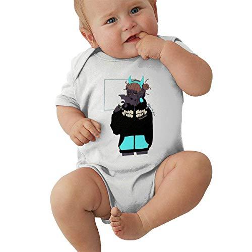 Irener Unisex Baby Kurzarm Body Baby Himiko Toga Unisex Cute Baby Bodysuit Baby Short Sleeve Bodysuit