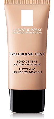 La Roche Posay-Phas (L'Oreal) Toleriane Teint Fondotinta Mousse, 30 ml