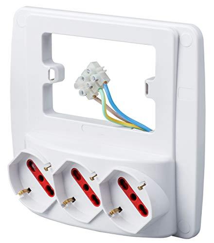 Multipresa Da Parete'smart' 3p Bip-sc Rs94132-1 Pz