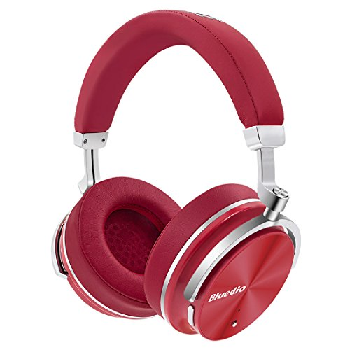 Bluedio T4 (Turbine) Active Noise Cancelling Bluetooth...