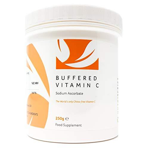 Buffered Vitamin C (Quali-C Sodium Ascorbate) 250g - Nutriscript *New Look*