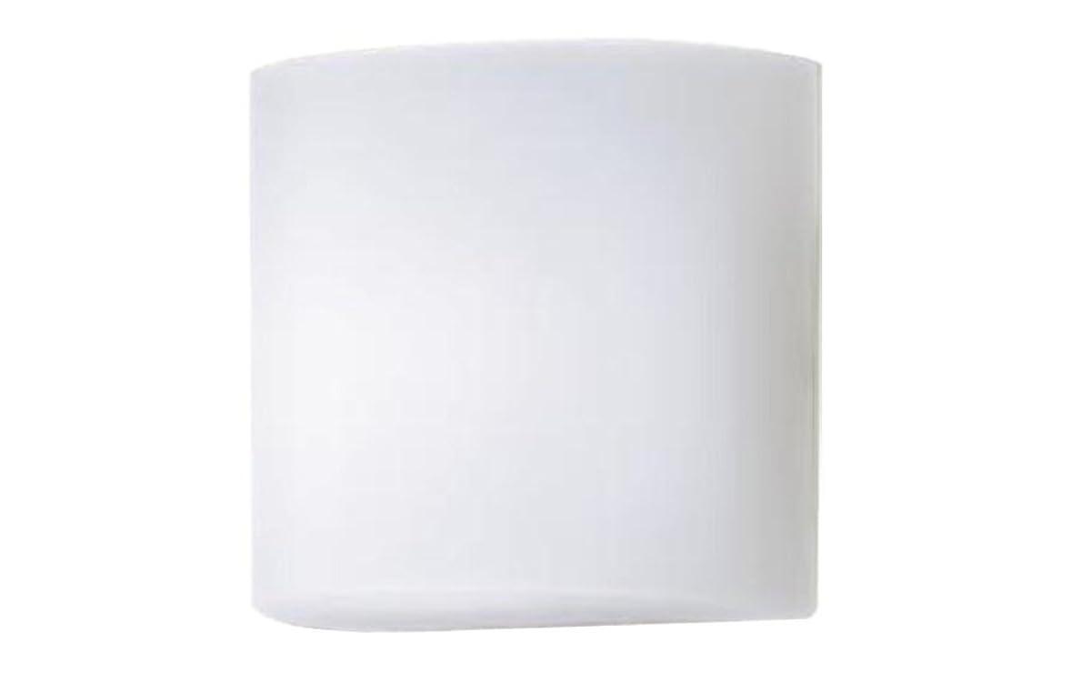 知り合いになるシェル傘Panasonic LED ブラケット 壁直付型 かまぼこ型 昼白色 LGB81703LE1