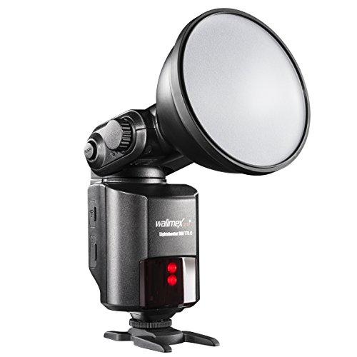 walimex Pro Light Shooter 360 TTL Canon Incl. Power Porta