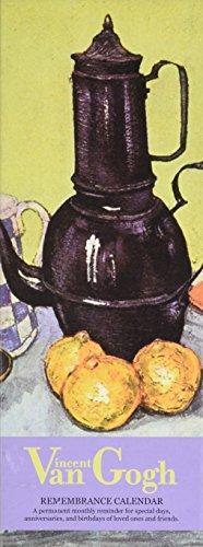 Nouvelles Images Van Gogh - Remembrance Calendar (RCB 104)