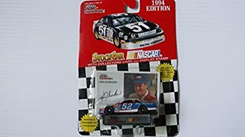 Sin impuestos Racing champions 1 64 scale scale scale diecast stock car  2 Rusty Wallace with collectible card 1996 Edition by racing champions helig-meyers  60% de descuento