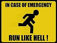 safety humour ティンサイン ポスター ン サイン プレート ブリキ看板 ホーム バーために