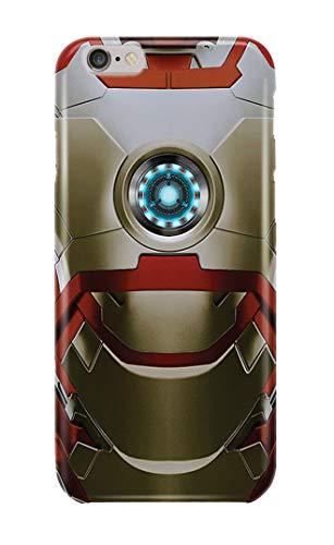 Carcasa para iPhone 7 Iron Man Tony Stark Superhero Marvel Comics 14 Diseños