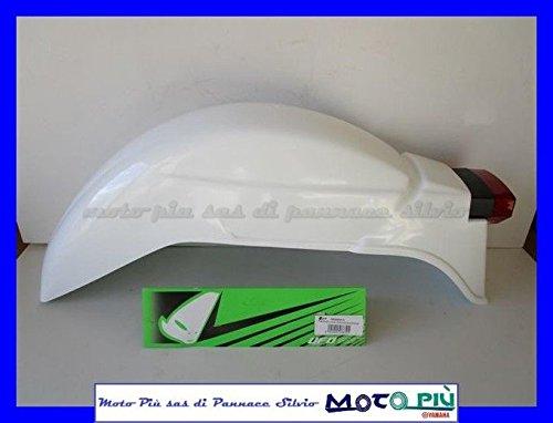 Achterdrager UFO met koplamp voor KTM GS- CAGIVA-WRX