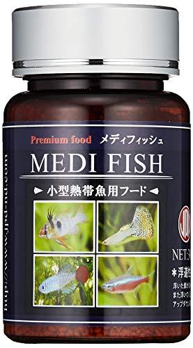 ニチドウ メディフィッシュ 小型熱帯魚用 30g