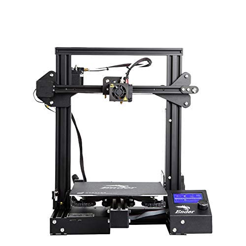 Creality 3D Printer Ender-3 Pro New Upgraded for Beginner Home Teaching Maker Support Resume Printing Print Size 8.66x8.66 X 9.84 in (220x220x250mm)