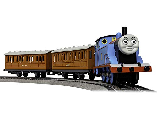 Lionel Thomas & Friends LionChief Set with Bluetooth Capability, Electric O Gauge Model Train Set with Remote