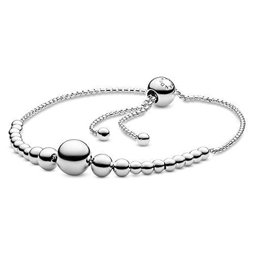 Pandora Enlace Mujer plata - 597749-2