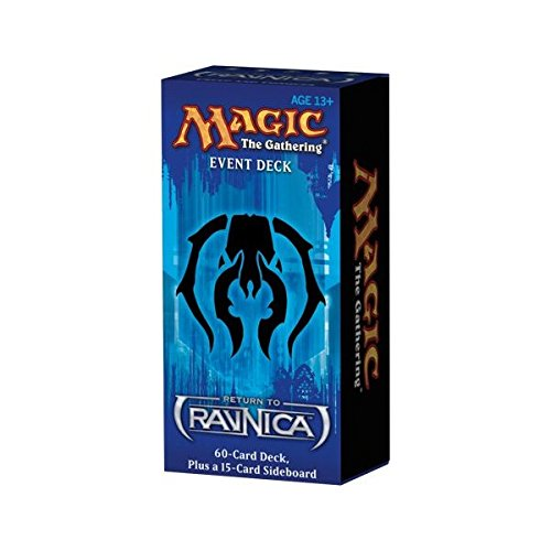 Magic the Gathering: Return to Ravnica Event Deck - Creep and Conquer (Golgari Guild) by Wizards of the Coast (English Manual)