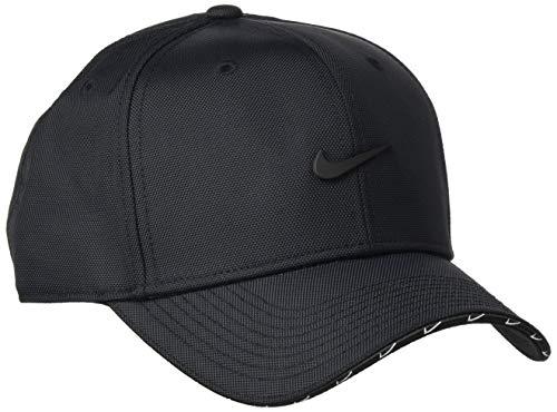 Nike U NSW CLC99 Cap Swoosh Hat, Black, MISC