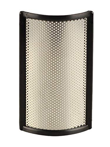 Large Hole Screen Accessory for the Champion Classic 2000 Masticating Juicer - Black