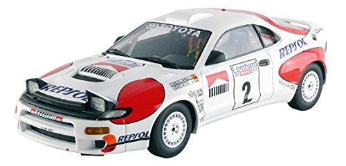 TOP Marques Collectibles- Miniatura Auto da Collezione, TOP34B, Bianco/Rosso