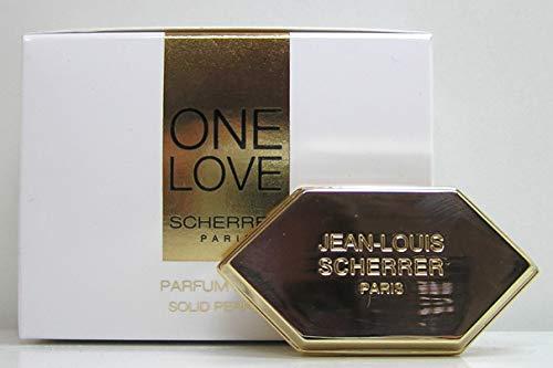 Jean-Louis Tonrer One Love Parfum solide Doré