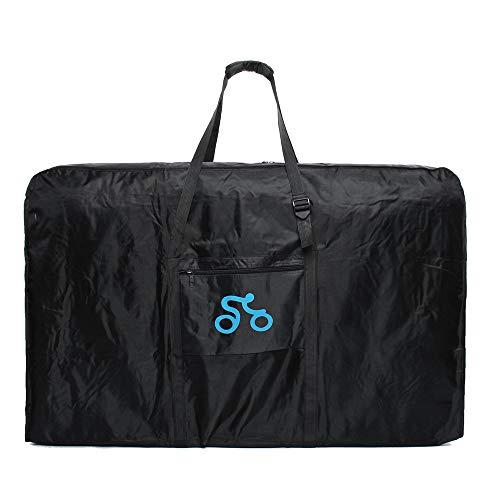 KUNSE 1680D 26-29 inch Nylon Tragbare Fahrrad Tragetasche Radfahren Fahrrad Transportkoffer Reise