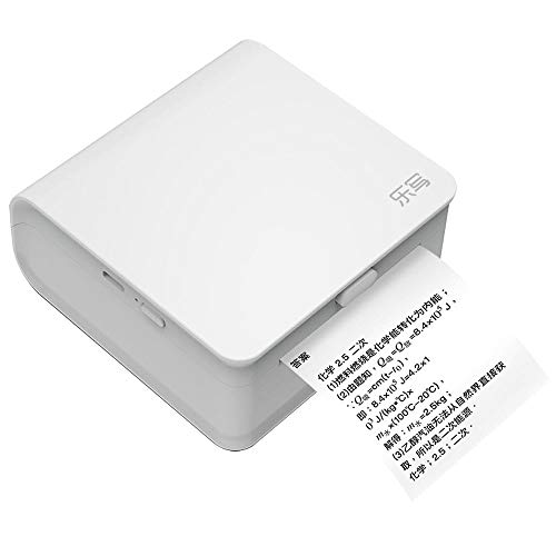 Festnight 200DPI USB Portable Label Maker Maschine Hand BT-Aufkleber Etikettendrucker QR-Code Aufkleber Barcode-Drucker Studiendrucker WP9509