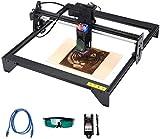 Modulo laser incisore 41x40cm,5000mw Precisione:0.01mm,USB,CNC Macchina per incidere di CNC intaglio CNC Fresatura macchina Macchina per incisione Laser incisore,Incisione di precisione e taglio