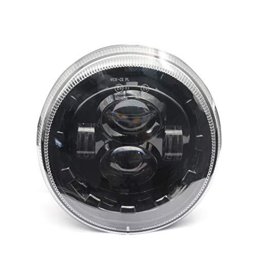 Faro anteriore a LED da 12 V, con marchio di omologazione E, per moto V espa GTS 300
