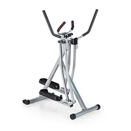 Capital Sports Crosswalker Caminador elíptico (elíptica para Movimientos Verticales y horizontales, Entrenamiento...