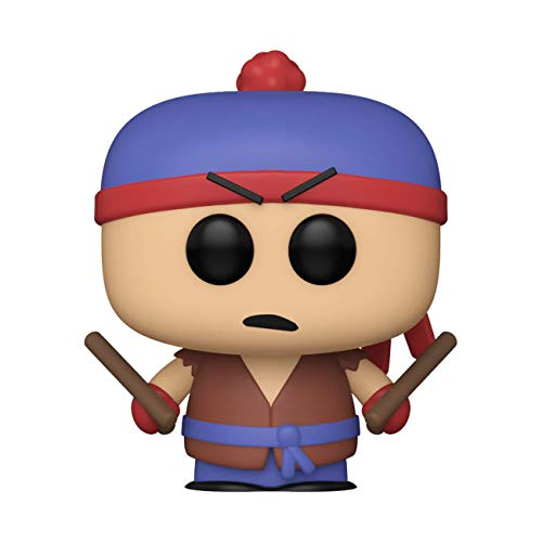 Funko- Pop Animation: South Park-Shadow Hachi Stan Figurine de Collection, 51637, Multicoleur