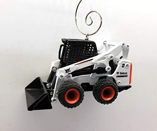 Bobcat Skid Steer Tractor Loader Custom Christmas Ornament