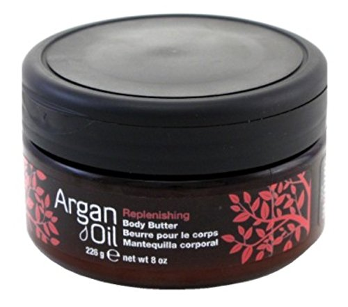 Body Drench Argan Oil Body Butter 8oz Jar (3 Pack)