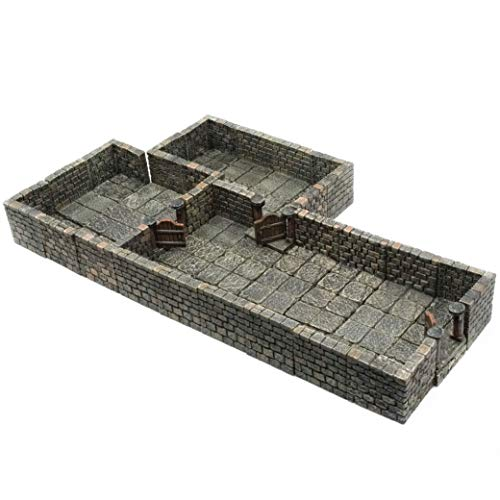 Dwarven Forge Hand Painted Remastered Core Set