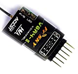 Part & Accessories 2pcs V8R4-II 2.4Ghz 4Channels Receiver Board RC Receiver For RC Multicopter Part Models Drone