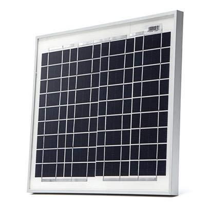 Painel Solar Fotovoltaico 10w (watts) 12v Inmetro