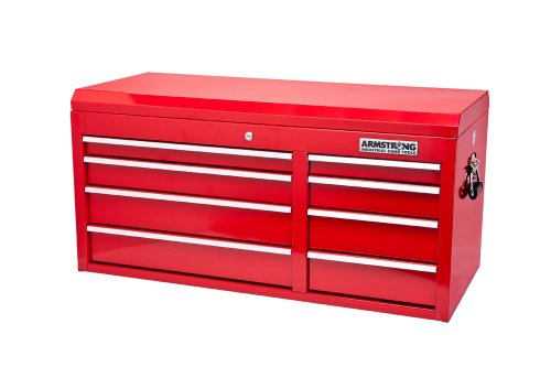 Best Prices! Armstrong Tools 16-811 Top Chest 41  8 Drawerdouble Bay