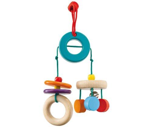 Selecta Spielzeug 1480 - Klappadu-Minitrapez