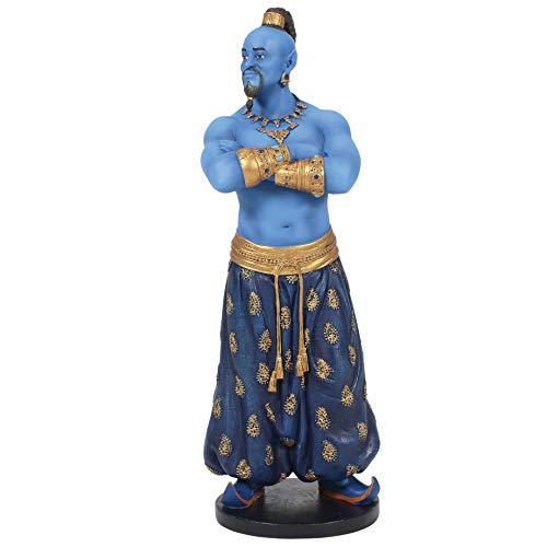 Enesco Disney Aladdin acción Viva Genie Figurita