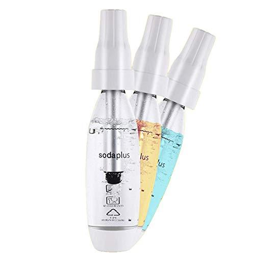 FDYD Soda Fabricante Fabricante de Cristal Agua con Gas With1l Botella de...