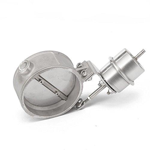 Epman Tk-cut89-cl-boost Boost activée d'échappement Découpe/Dump 89 mm près Style pression : environ 1 Barre