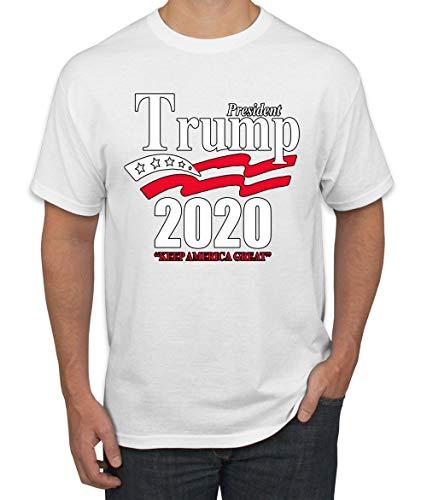 Trump 2020 Shirt Keep America Great T-Shirt Reelect President Donald Trump Mens Womens Non-PC Tee