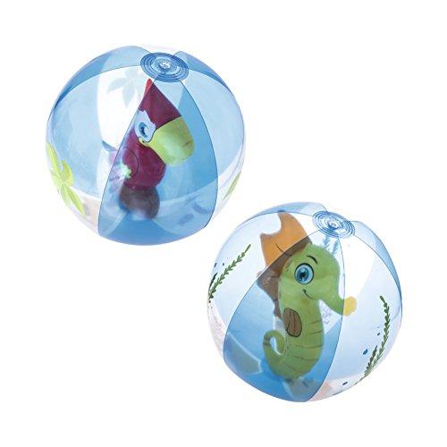 Bestway Friendly Critter Wasserball, 51 cm, sortiert
