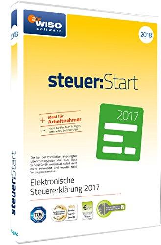 Preisvergleich Produktbild WISO steuer:Start 2018 (für Steuerjahr 2017)