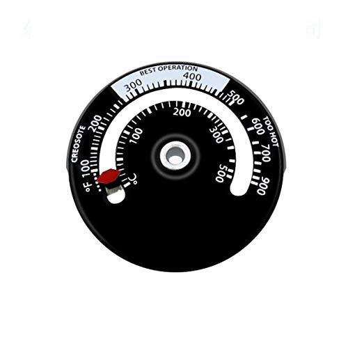 Jauge de température de chauffage Jauge de température de chauffage Thermomètre de ventilateur de tuyau de poêle