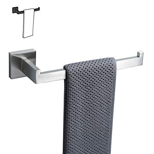Turs Toalla de mano titular sus 304 acero inoxidable toalla de baño anillo antioxidante toallero barra de pared montado, acabado cepillado, A7003BR