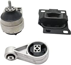 Motor and Transmission Mount Kit for Ford Ford Focus 00-04 4 Cyl 2.0L Eng.